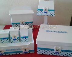 Kit Higiene Ursinho para bebê