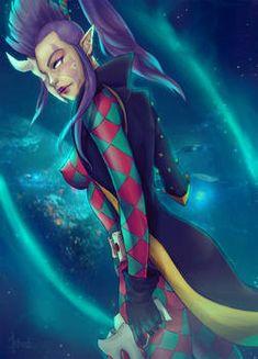Eldar Harlequin by ipheli on DeviantArt Eldar 40k, Warhammer Eldar, Dark Eldar, Character Concept, Character Art, Steampunk, Space Wolves, Warhammer 40k Miniatures, Game Workshop