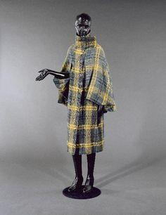 Coat 1923 Musée Galliera de la Mode de la Ville de Paris