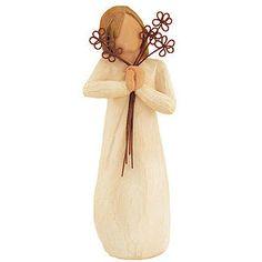 Friendship Willow Tree Figurine - Bronner's CHRISTmas Wonderland $17.00