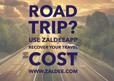 Zaldee® connects travelers and shippers: Traveler - earn while you travel® by utilizing excess baggage space available with you while traveling. Shipper - Ship your package to anyone anywhere anytime. Free Travel, Cheap Travel, Budget Travel, Excess Baggage, Sharing Economy, Free Money, Traveling By Yourself, Road Trip, Highway 1