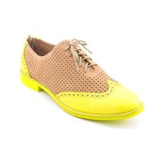 Cole Haan Alisa Oxford Womens Leather Oxfords Shoes