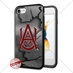 Metal,NCAA,Alabama A&M Bulldogs ,iPhone 7 Case Cover Prot…
