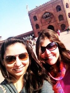 After a glamorous advertising career, the two have set out to follow their heart and just travel. #She'sATraveller
