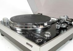 Sony Direct Drive Turntable. Not ES, but certainly elevated... PS-8750.