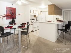 Americana Lakewood Apartments - Lakewood, CO 80228 | Apartments for Rent  Fireplaces and HUGE counterspaces in the kitchen!