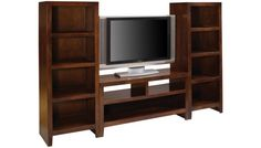 Aspen - 3 Piece Entertainment Center - Entertainment Centers for Sale in MA, NH and RI at Jordan's Furniture