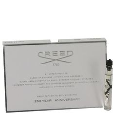 Aventus by Creed Vial (sample) .05 oz (Men) Creed http://www.amazon.ca/dp/B00MSZJ5L0/ref=cm_sw_r_pi_dp_QmSEvb1A4ZZ5M