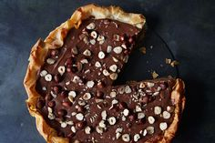 How to Turn a Ferrero Rocher into a Pie on Food52