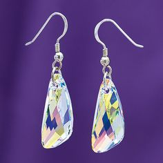 Angel Wing Earrings - New Age & Spiritual Gifts at Pyramid Collection