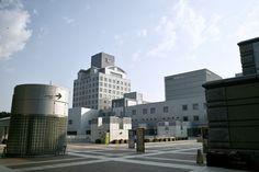 Tsukuba Center, designed by Arata Isozaki   Flickr - Photo Sharing!