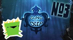 Song of the Deep - Puck is the Worst - Ep 3 - Giant Angry Monsters