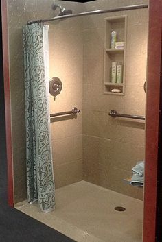 5 Reasons You Shouldn T Buy A Ramped Roll In Shower Base 2 Little