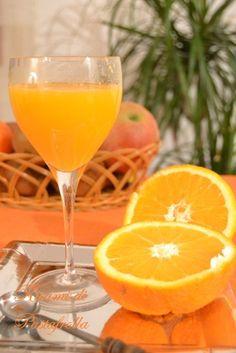 Un ottima spremuta con le arance di Washinton Navel di Ribera
