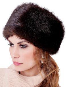 da9013e4e8b Donna Salyers  Fabulous-Furs Women s Sable Faux Fur Russian Hat Cossack Hat