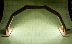 GameCraft Miniatures - LED Workbench Light, Double Wide - Fully Assembled with Power Supply, $38.00 (http://gcmini.mybigcommerce.com/led-workbench-light-double-wide-fully-assembled-with-power-supply/)