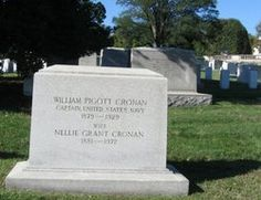 Nellie Grant Cronan on Find A Grave.