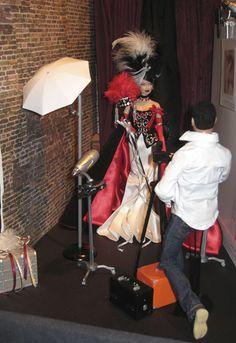 Doll Divas - Diorama Portfolio
