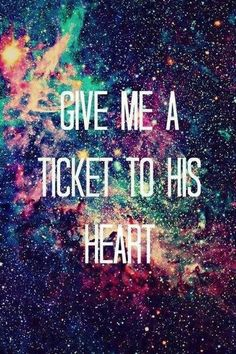 i need that ticket ~