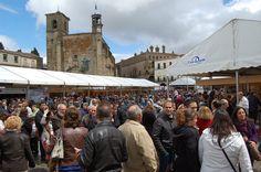 Mis cositas: Feria del queso de Trujillo