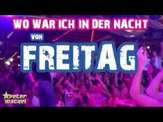Die Nacht von Freitag auf Montag - Peter Wackel - YouTube