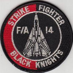 VF-154 BLACK KNIGHTS F/A-14