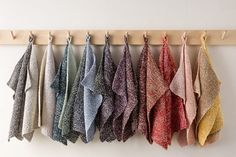 Pebble Dishcloths | Purl Soho Knitting Stitches, Knitting Patterns Free, Knit Patterns, Clothing Patterns, Knitting Needles, Knitted Washcloths, Knit Dishcloth, Diy Clothes Hangers, Crochet Humor