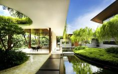Singapore's Beautifully Soulful Willow House by Guz Architects | Posted by CJWHO.com