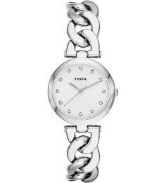 696ea051398f £85.00 FOSSIL - Silver bracelet watch ES3390