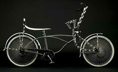 Lowrider bicycles