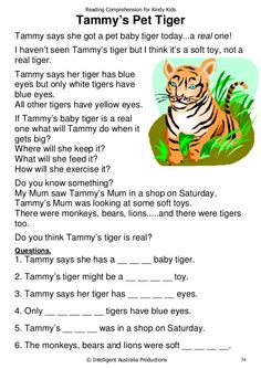 English Stories For Kids, Moral Stories For Kids, Short Stories For Kids, English Story, Kids English, English Reading, English Lessons, Learn English Grammar, English Writing