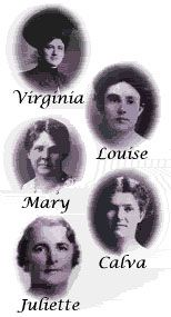 I owe these women everything-Alpha Sigma Alpha Founders
