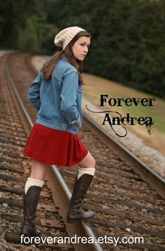 Fashion Accessories for Teens and Tweens.  http://www.etsy.com/shop/foreverandrea