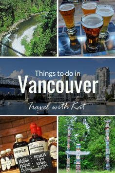 Beautiful green parks, wonderful wildlife on your doorstep, a fabulous food and drink scene, colourful markets – there are so many reasons to visit Vancouver.