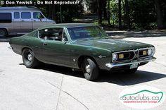 1967 plymouth barracuda | 1967 Plymouth Barracuda S By Mark Eskow