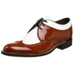 Stacy Adams Men's Dayton Snake Wing-Tip Oxford Shoes. Under $99 #leather #dress #mens