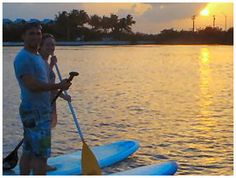 Sunset Paddle Combo in Key West