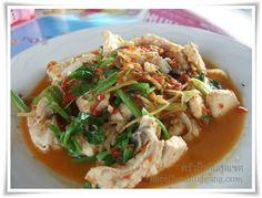 Bloggang.com : narellan : กะปิคลองโคนกับอาหารบ้านๆ ที่ครัวป้าทินสุดเขต สมุทรสงคราม
