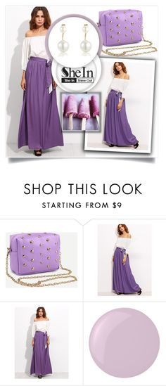 """""""SheIn V-8"""" by melisa-hasic ❤ liked on Polyvore featuring Essie"""