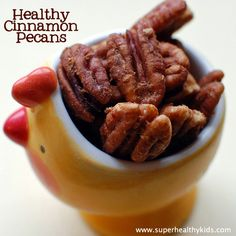 Pecans sweetened by nature!!