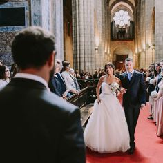 Rita from Portugal JESUS PEIRO bride