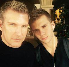 Todd and Chase Chrisley