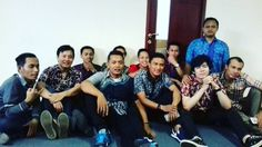 #LatePost  #orangeTeam We're waiting for the briefing.