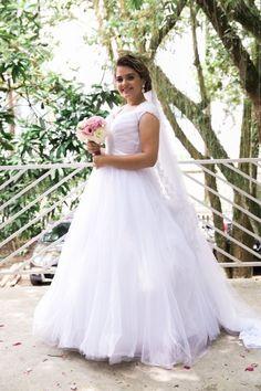 Caroline e Rafael [ Casamento ] | A Noiva SUD