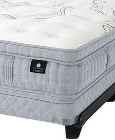 Hotel Collection by Aireloom Queen Mattress Set, Vitagenic Micro-Coil Plush - Queen Mattresses - mattresses - Macy's