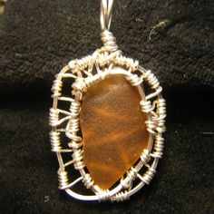 Sweet Golden Amber from OceanVibe Seaglass for $15.00 on Square Market