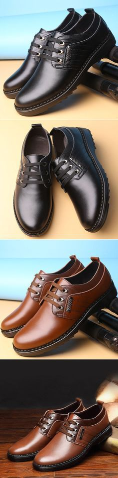 Shoes Strong-Willed New Mens Weave Genuine Leather Wedding Shoes Men Black Business Work Dress Shoes Fashion Pointe Toe Lace Derby Men Shoes Zapatos Reliable Performance