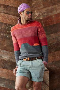 Spring 2015 Menswear - Michael Bastian
