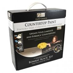 Bombay Black Kit - Giani Countertop Paint