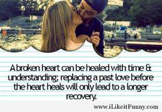 Broken heart image quote 2014